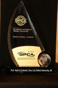 GPCA Technology award